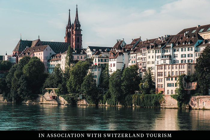 Basel's captivating contrasts