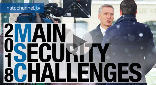 Video - What are the main security challenges of 2018?