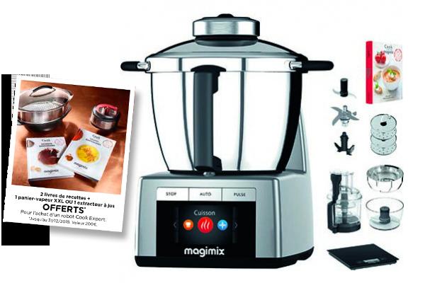 Robot cook expert - Magimix