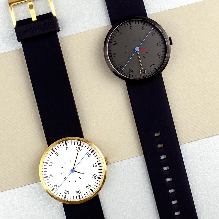 Optimef launches at Dezeen Watch Store